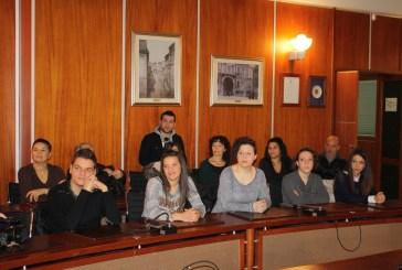 San Salvo: consegnate a cinque ex studenti del Mattioli le borse di studio Apam-Confcommercio