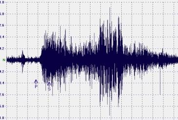 E nel pomeriggio trema la terra a Collelongo, magnitudo 3.1