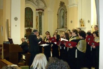 Torino di Sangro, concerto della Schola Cantorum