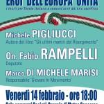 MANIFESTO RIBELLI IN NOME DELL'ITALIA