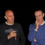 Spadaccini con coach Di Salvatore