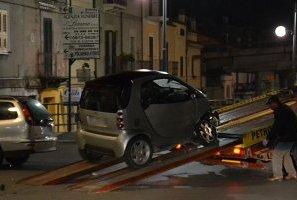 Incidente in corso Mazzini