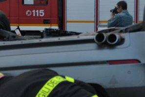 Incidente sulla statale 16, a Casalbordino