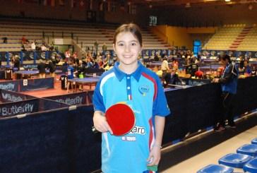 Primo torneo mondiale per Gaia Smargiassi