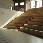 L'auditorium del Liceo Artistico