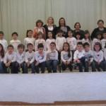 I bambini con le altre insegnanti