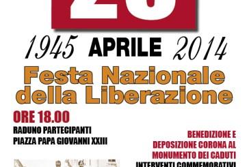 San Salvo: ecco il programma degli eventi del 25 aprile