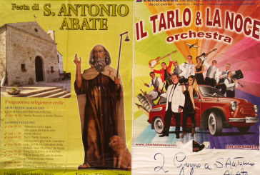 Domani a Vasto si festeggia Sant'Antonio Abate
