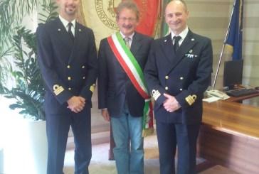 Il capitano di fregata Nicola Attanasio nuovo Capo compartimento marittimo di Ortona