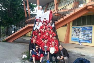 Vasto Marina Calcio, la formazione Juniores d'Elite è campione regionale
