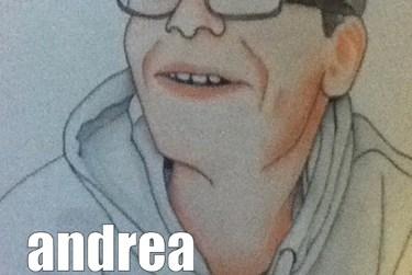 Copertina Andrea