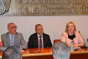 La Delegazione di Perth ha incontrato AssoVasto, Confindustria e Confcommercio