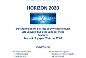 Horizon 2020, le opportunità dei finanziamenti ad erogazione diretta