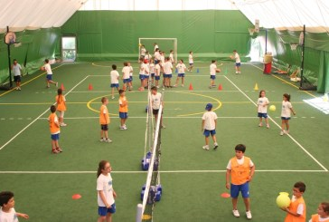 Coni Educamp 2014: 400 i ragazzi tra i 5 e i 14 anni impegnati