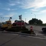 incidente circonvallazione