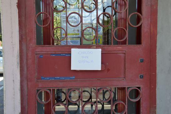 rapina-ufficio postale-incoronata - 26