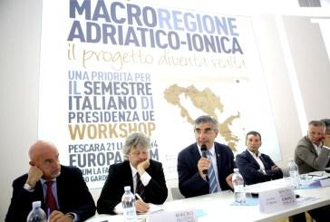 Alta velocità, collegamento con Roma e banda larga le priorità della macro-regione adriatico-ionica