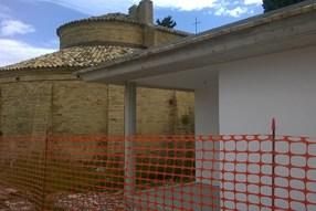 Camposanto Chiesa lato dx
