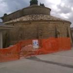 Camposanto Chiesa lato sx