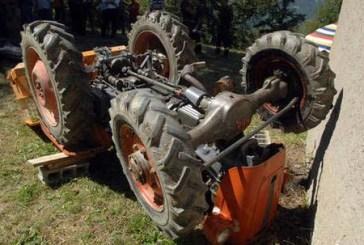 Montenerodomo, muore schiacciato dal trattore