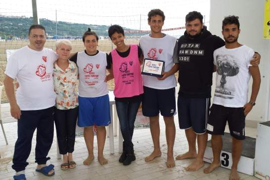 torneo-centofanti-foto gruppo organizzatori, vincitori e famiglia centofanti