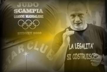 Duplice impegno per il maestro judoka Gianni Maddaloni a Vasto
