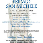 Premio San Michele2014