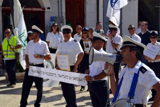 manifestazione-polizia municipale - 165