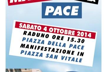 San Salvo: la XI edizione della Marcia della Pace