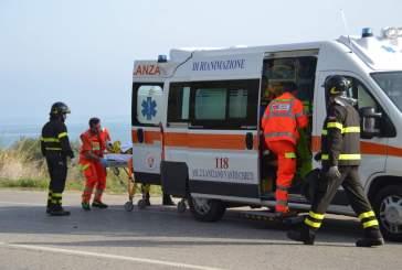 Incidente in Via Istonia, traffico paralizzato tra Vasto e la Marina