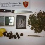 Droga arresto 37enne