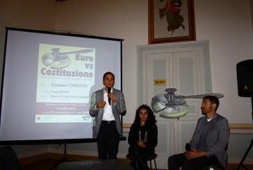 Casalbordino: a lezione di economia con il magistrato Gennaro Varone
