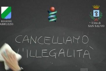 """San Salvo: """"Educare per crescere nella legalità"""", ecco il secondo video"""