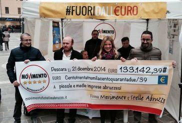 Restitution Day, i consiglieri regionali del Movimento 5 Stelle restituiscono oltre 133 mila euro