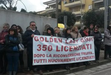 Golden Lady, Grasso incontra sindacati