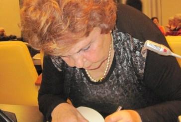"""Termoli: presentato il libro di poesie """"Oltre il grigio… l'azzurro"""" di Norma Malacrida"""