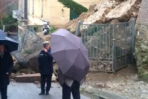 Porta Palazzo, il crollo del muro conferma i rischi che corre Vasto