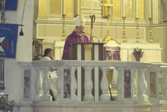 3 - L'omelia del Vescovo