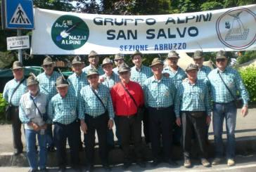 Gruppo Alpini San Salvo, rinnovati Presidente e Direttivo