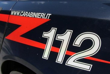 Incidente stradale in Val Sinello