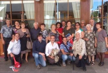Gemellaggio, a Perth l'incontro tra la delegazione vastese e l'associazione S. Michele