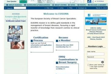 Senologia, attribuita la certificazione di qualità Eusoma. La Asl Lanciano Vasto Chieti ha il suo ''Breast Centre''