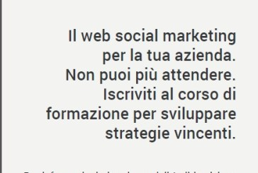 Il secondo corso di Web Social Marketing realizzato dalla Camera di Commercio di Chieti