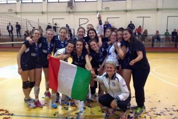 BCC S. Gabriele Volley, nuovo titolo regionale anche per la under 18