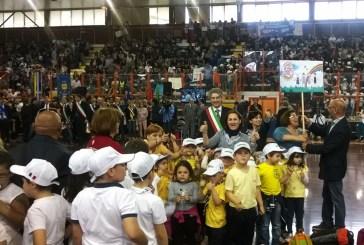 """1° Premio  """"Energiochi 10"""" alla scuola dell'infanzia di Casalbordino"""