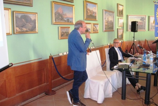 7 - L'intervento del dott. Francesco Nuccetelli