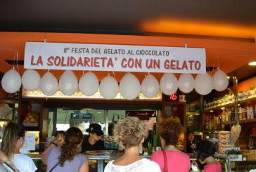 Un gelato per la solidarietà, l'iniziativa dei