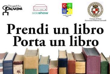 Alla villa comunale di Vasto arriva la Little Free Library