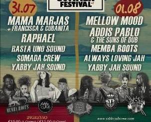 Reggae Summer Festival a San Salvo marina, musica e bancarelle