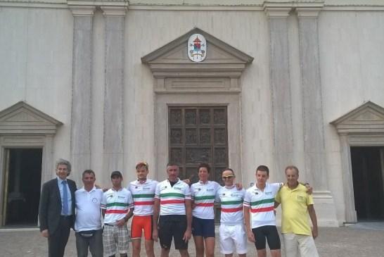 Campioni Italiani Uisp Duathlon 2015 santurio madonna miracoli